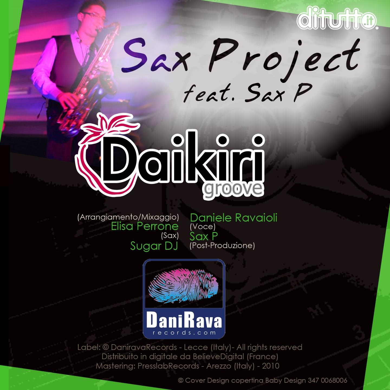 SaxProject