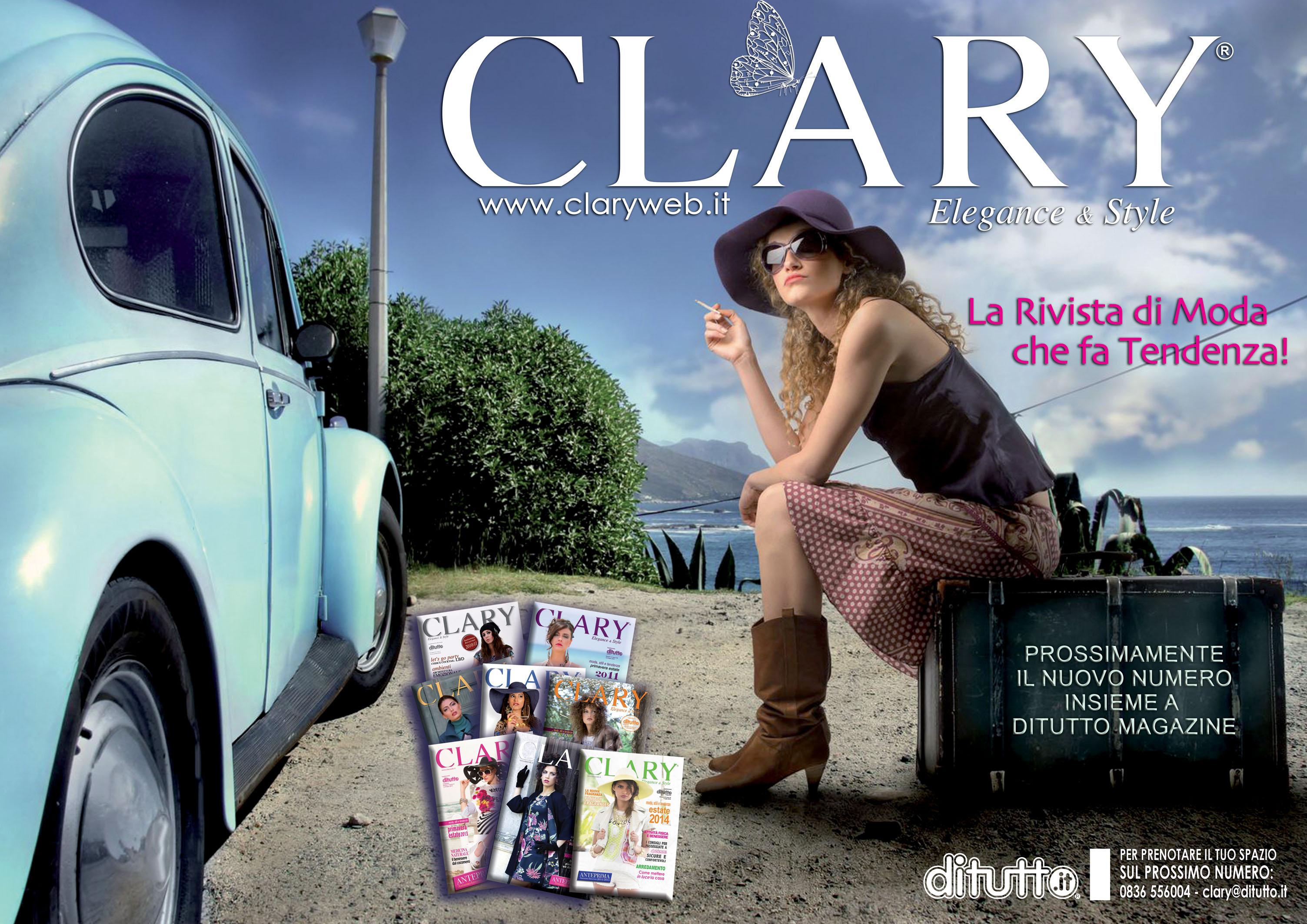LOCANDINA CLARY 2015_
